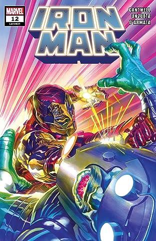 Iron Man (2020-) No.12