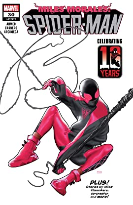 Miles Morales: Spider-Man (2018-) #30