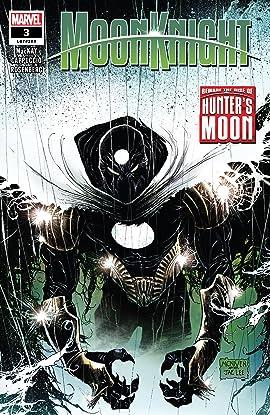Moon Knight (2021-) No.3