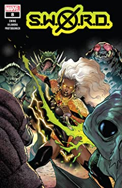 S.W.O.R.D. (2020-) #8