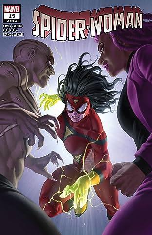 Spider-Woman (2020-) No.15