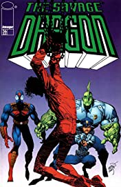 Savage Dragon #36