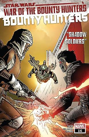 Star Wars: Bounty Hunters (2020-) No.16