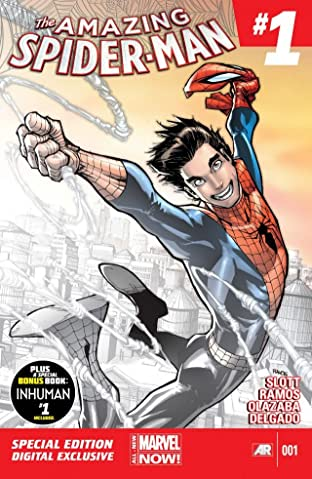 Amazing Spider-Man (2014-2015) No.1: Special Edition - Digital Exclusive