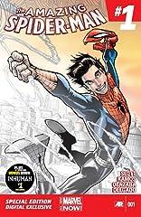 Amazing Spider-Man (2014-) #1: Special Edition - Digital Exclusive