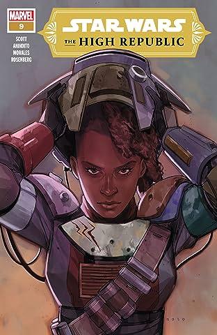 Star Wars: The High Republic (2021-) No.9