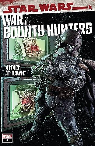 Star Wars: War of the Bounty Hunters #4 (of 5)