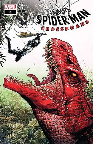 Symbiote Spider-Man: Crossroads (2021) #3 (of 5)