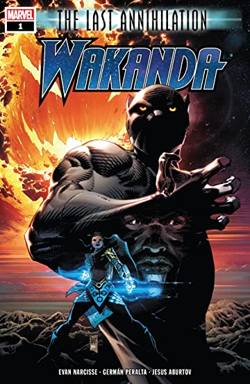 The Last Annihilation: Wakanda (2021) #1