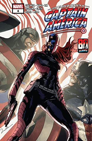 The United States Of Captain America (2021) #4 (of 5)
