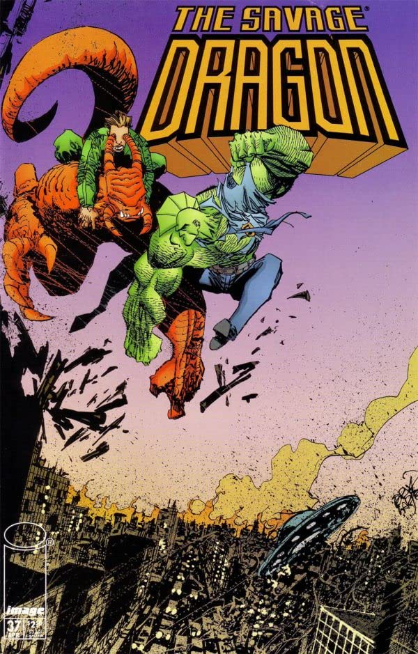 Savage Dragon #37