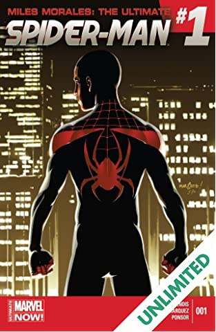 Miles Morales: Ultimate Spider-Man (2014-2015) #1