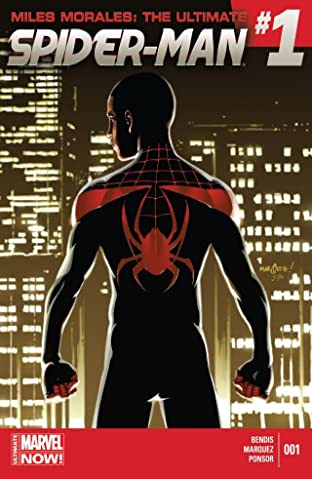 Miles Morales: Ultimate Spider-Man (2014-2015) No.1