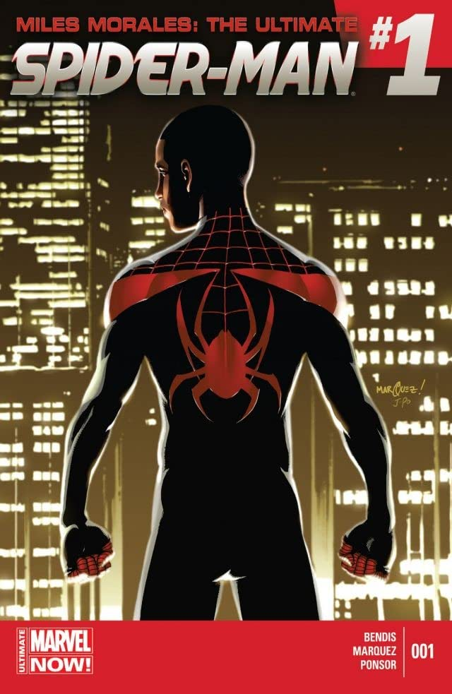 Miles Morales: Ultimate Spider-Man (2014-) #1