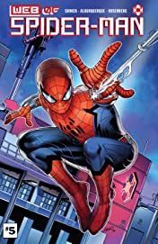 W.E.B. Of Spider-Man (2021) #5 (of 5)
