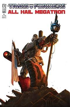 Transformers: All Hail Megatron No.1