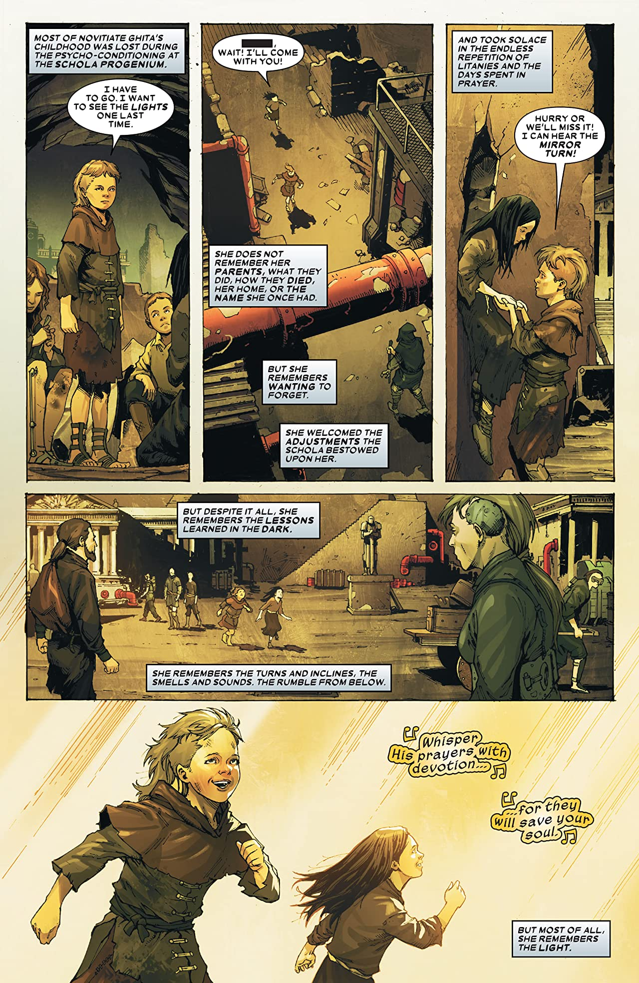 Warhammer 40,000: Sisters Of Battle (2021) #2 (of 5)