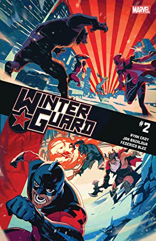 Winter Guard (2021) #2 (of 4)