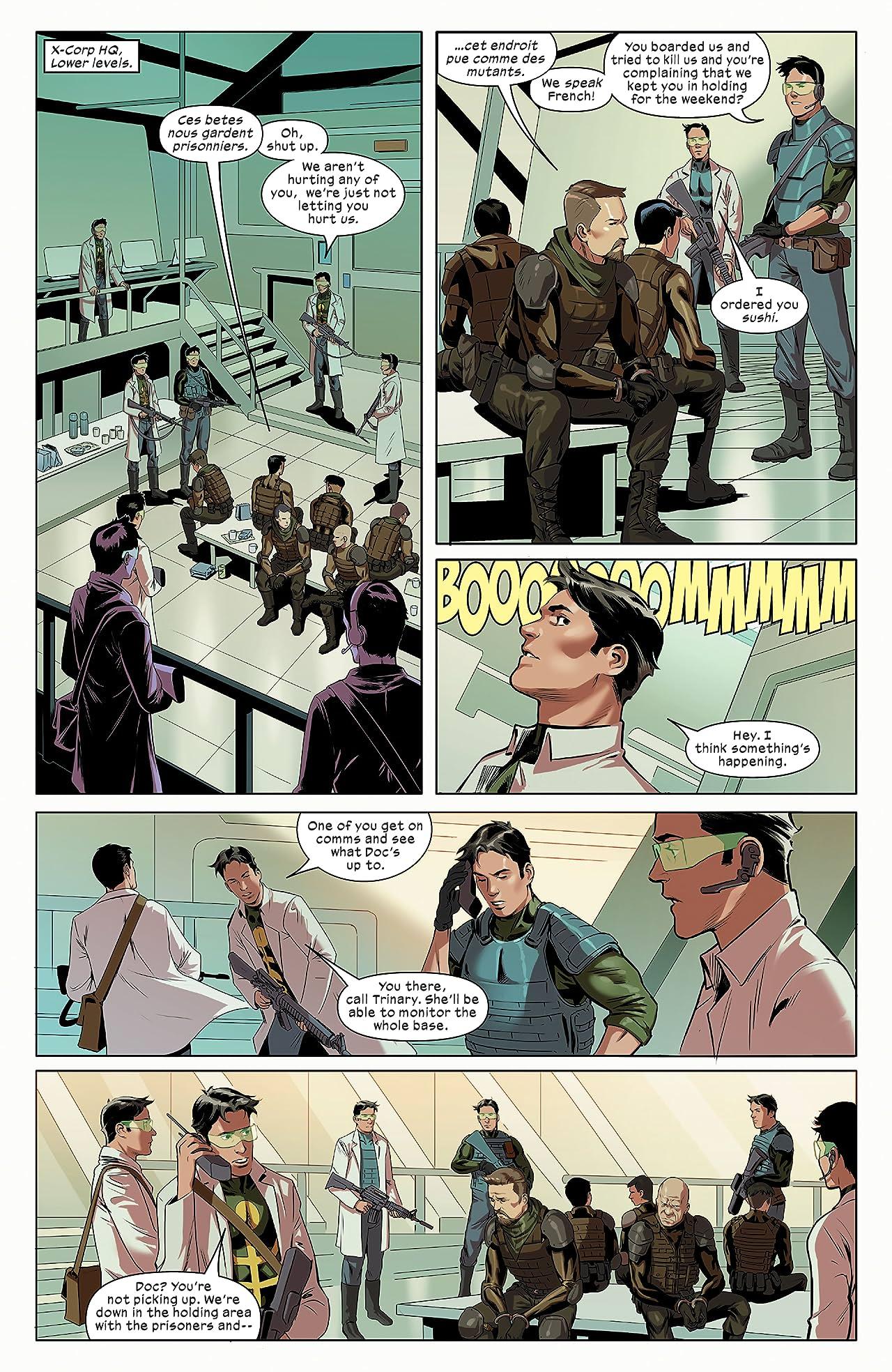 X-Corp (2021-) #5