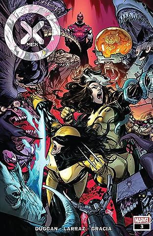 X-Men (2021-) No.3