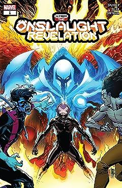 X-Men: Onslaught Revelation (2021) #1