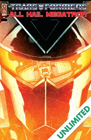 Transformers: All Hail Megatron #2