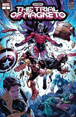 X-Men: The Trial Of Magneto (2021) No.2 (sur 5)