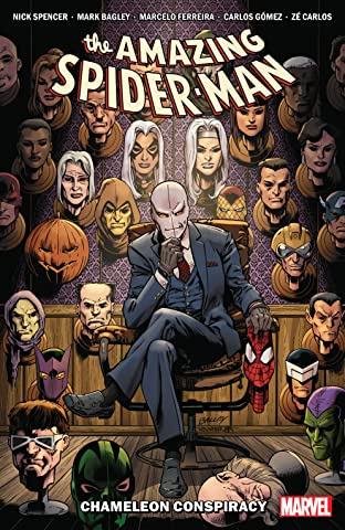 Amazing Spider-Man By Nick Spencer Tome 14: Chameleon Conspiracy