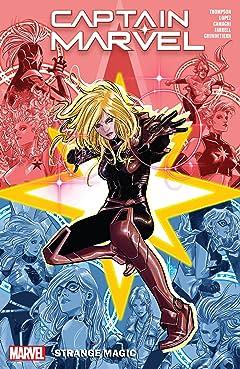 Captain Marvel Vol. 6: Strange Magic