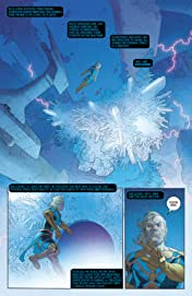 Eternals Tome 1: Only Death Is Eternal