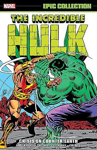 Incredible Hulk Epic Collection: Crisis On Counter-Earth