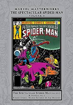 Spectacular Spider-Man Masterworks Vol. 4
