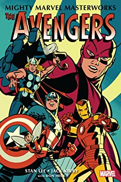 Mighty Marvel Masterworks: The Avengers Vol. 1: The Coming of the Avengers