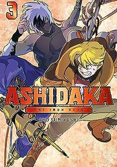 ASHIDAKA -The Iron Hero- Vol. 3