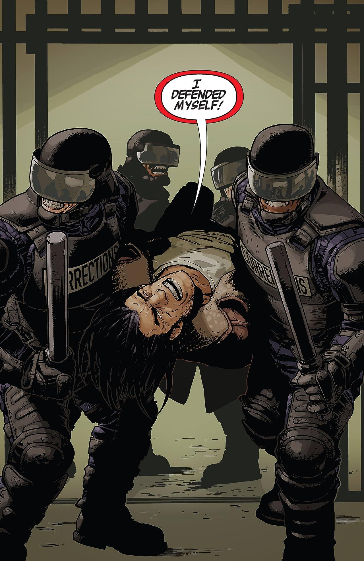 Savage Avengers Vol. 4: King In Black