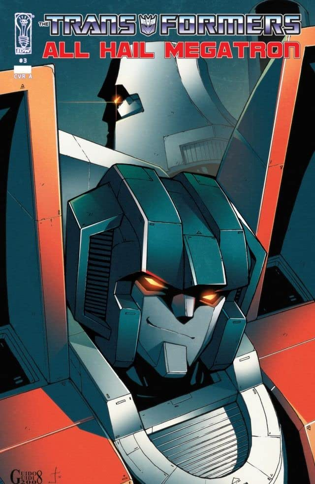 Transformers: All Hail Megatron #3