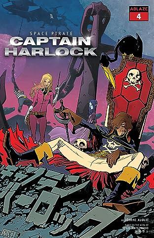 Space Pirate Captain Harlock #4