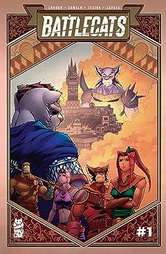 Battlecats Vol. #3 #1