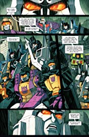 Transformers: All Hail Megatron #4
