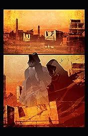 Godkiller: Tomorrow's Ashes #1