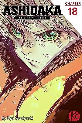 ASHIDAKA -The Iron Hero- #18