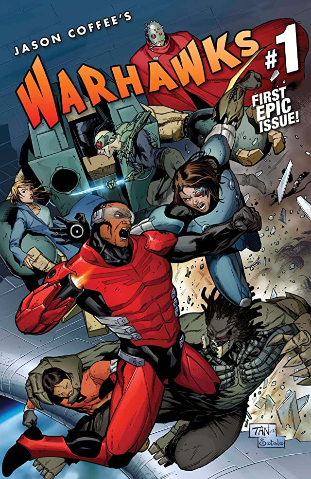 Jason Coffee's Warhawks #1