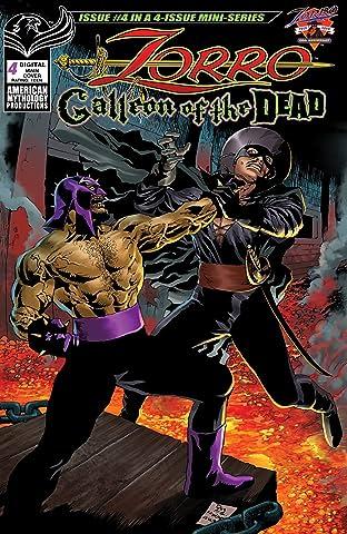 Zorro: Galleon of the Dead #4