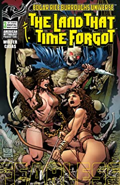 The Land That Time Forgot: Fearless #3