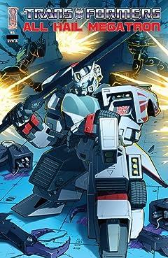 Transformers: All Hail Megatron #6