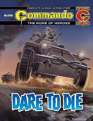 Commando #5455: Dare To Die