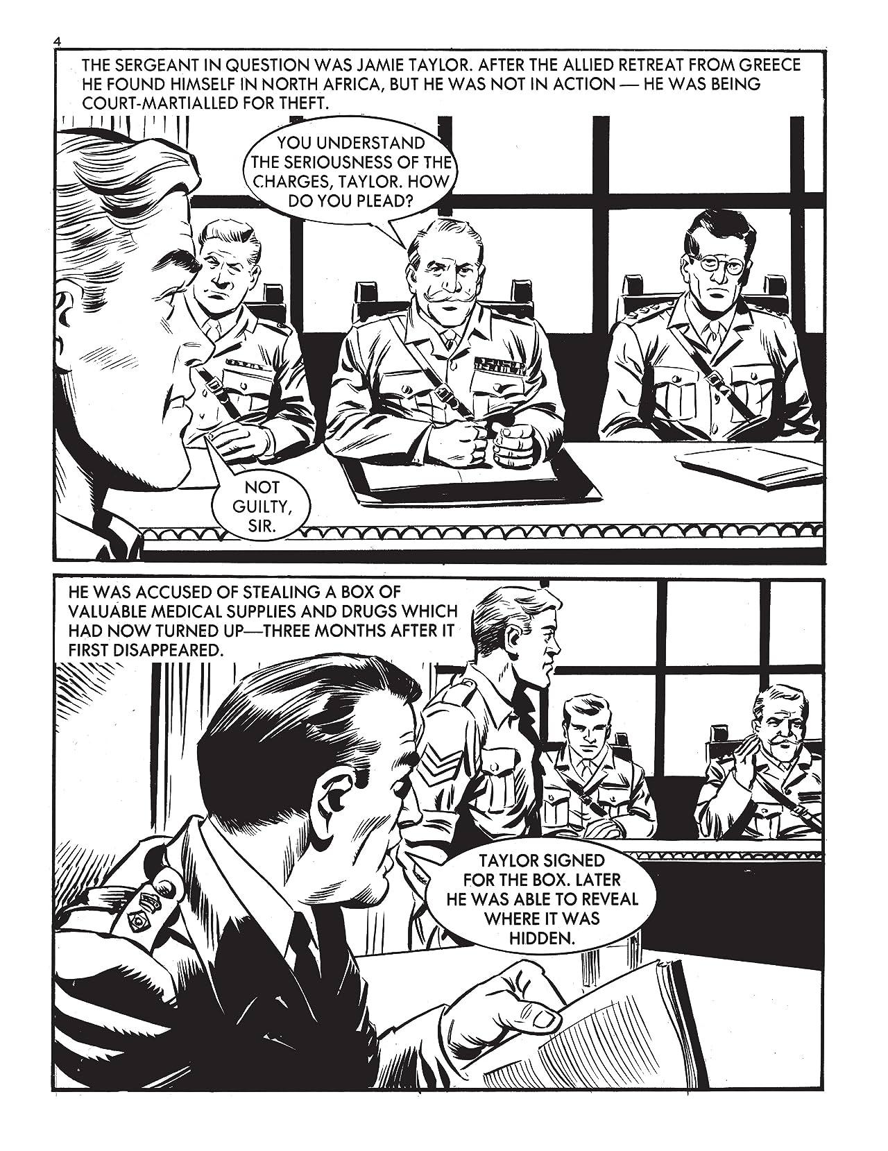 Commando #5458: Ratso And The Sergeant
