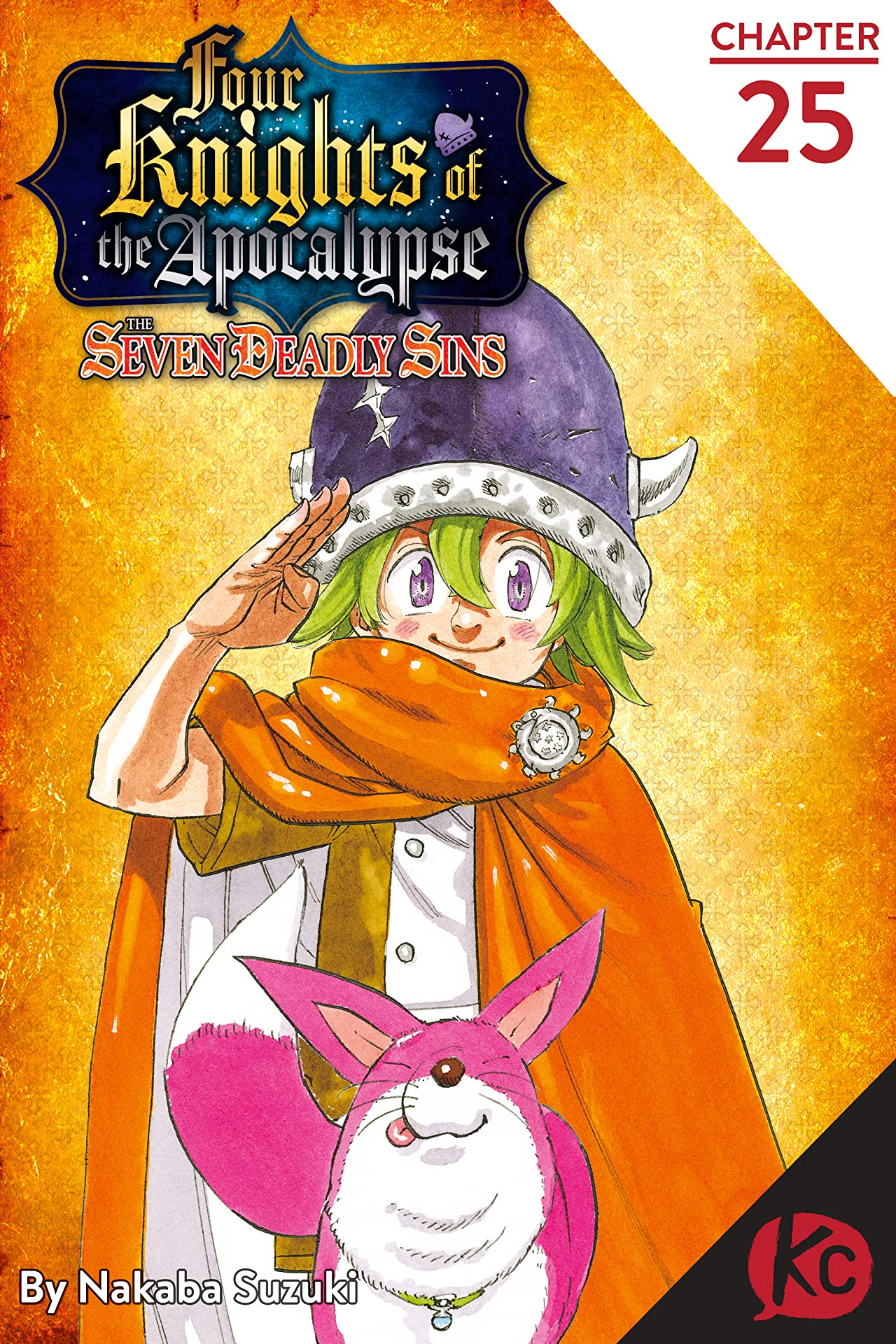 The Seven Deadly Sins: Four Knights of the Apocalypse #25