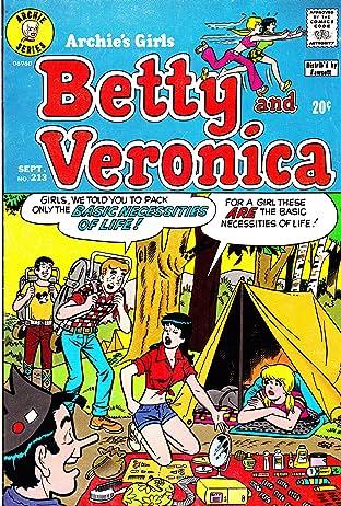 Archie's Girls Betty & Veronica No.213