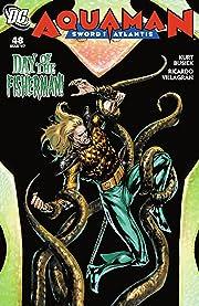 Aquaman: Sword of Atlantis (2006-2007) #48